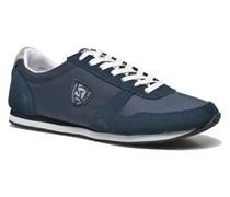 Disco Sneaker in blau