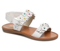 Mila 5030 Sandalen in weiß