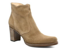 Paddy 7 Zip Boot Stiefeletten & Boots in beige
