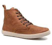 Bota Working Piel Sneaker in braun