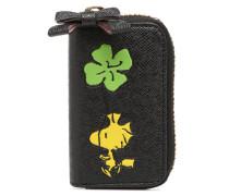 PAREZZO Cardholder Pouch Portemonnaies & Clutches in schwarz