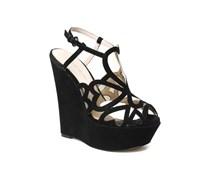 Kutie Sandalen in schwarz
