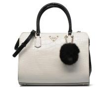 Rhoda Satchel Porté main Handtaschen für Taschen in weiß