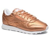 Cl Leather Spirit Sneaker in goldinbronze