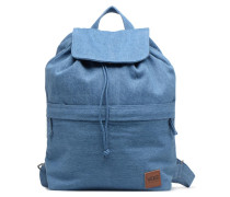 Lakeside Backpack Rucksack in blau