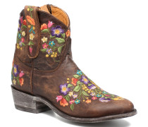 Sorazipper Stiefeletten & Boots in mehrfarbig
