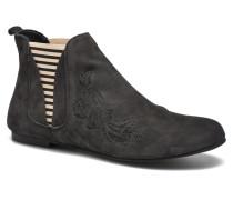 Patch folk Stiefeletten & Boots in grau