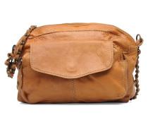 Naina Leather Crossover Mini Bags für Taschen in braun