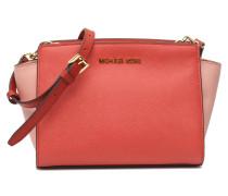 SELMA MD Messenger Tricolor Handtaschen für Taschen in rosa
