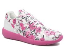 Polo Sneaker in rosa