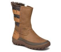 Sylva Mid Buckle Waterproof Stiefeletten & Boots in braun