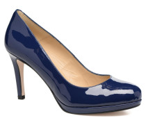 Serpatin Pumps in blau