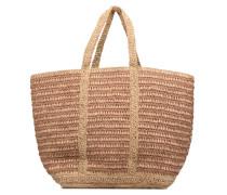 Cabas Raphia Grand Handtaschen für Taschen in orange