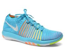 Wm Free Transform Flyknit Sportschuhe in blau