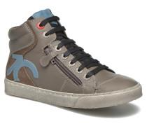 Custom Sneaker in grau