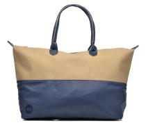 Weekender Bag Reisegepäck für Taschen in blau