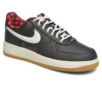 Air Force 1 '07 Lv8 Sneaker in schwarz