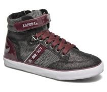 Mounty Sneaker in schwarz