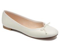 Eden Ballerinas in weiß