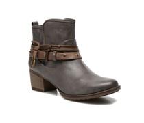 Hillun Stiefeletten & Boots in grau