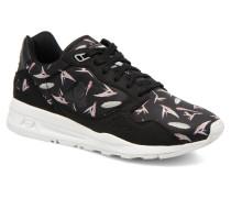 LCS R900 W Bird Of Paradise Sneaker in schwarz