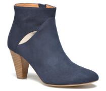 Java Stiefeletten & Boots in blau