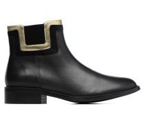 Boots Camp #21 Stiefeletten & in schwarz
