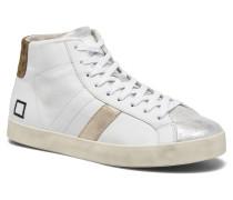 Hill High Nappa Sneaker in weiß