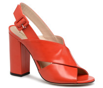 Priska Sandalen in rot