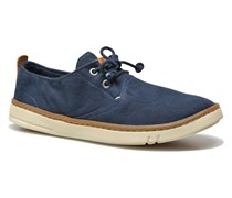 Earthkeepers Hookset Handcrafted Fabric Oxford Sneaker in blau