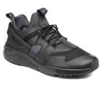 Air Huarache Utility Prm Sneaker in schwarz