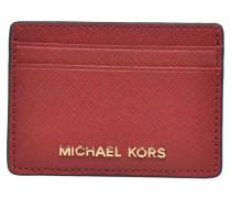 JET SET TRAVEL CARDHOLDER Portemonnaies & Clutches für Taschen in rot