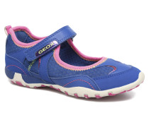 JR FRECCIA B Ballerinas in blau