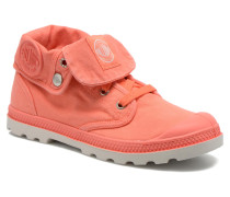 Baggy Low Lp F Sneaker in orange
