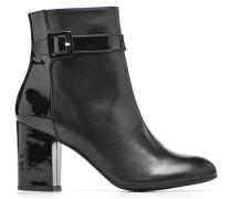 Queens Cross #2 Stiefeletten & Boots in schwarz