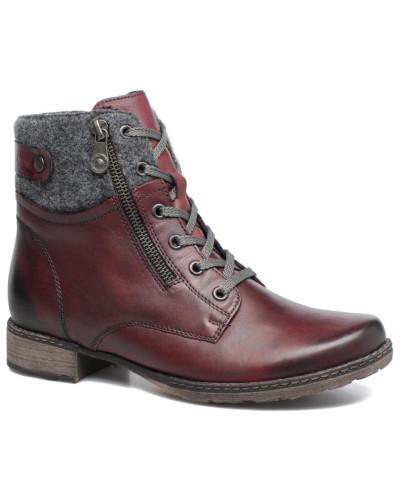 Alexandra D4379 Stiefeletten & Boots in rot