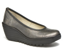 Yalu Pumps in silber