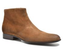 Rija Boots perfo Stiefeletten & in braun