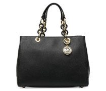 CYNTHIA MD Satchel Handtaschen für Taschen in schwarz