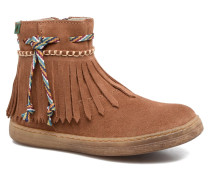 E065 Kepina Stiefeletten & Boots in braun