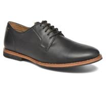Kurtis Schnürschuhe in schwarz
