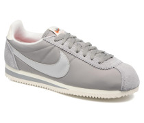 Classic Cortez Nylon Prem Sneaker in grau