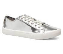 Bell Sneaker in silber