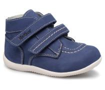 Bonkro Stiefeletten & Boots in blau