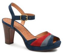 Edita Sandalen in blau