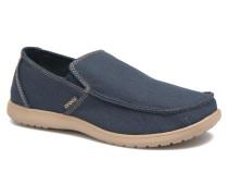 Santa Cruz Clean Cut Loafer Slipper in blau