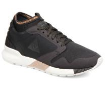 Omicron W Metallic Sneaker in schwarz