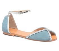 Trefle Sandalen in blau