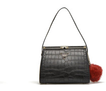 Rhoda Frame Shoulder Bag Porté épaule Handtaschen für Taschen in schwarz