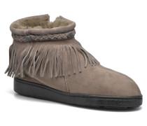 Side Zip Pug Boot Stiefeletten & Boots in grau